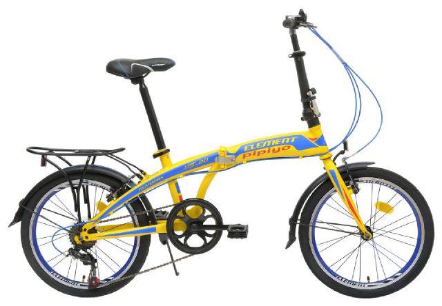 sepeda lipat ELEMENT 20 inci – grosir sepeda Surabaya 081