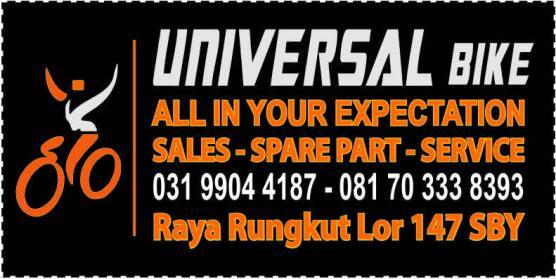 UNIVERSAL bike HQ surabaya – grosir sepeda Surabaya 081 70