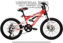 sepeda PACIFIC BMX ROTOR FREESTYLE surabaya 081703338393