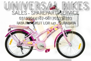 sepeda 24 wimcycle surabaya
