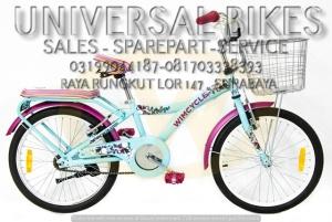 sepeda mini wimcycle surabaya