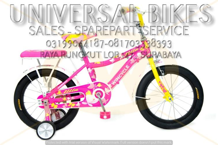 bicycle store GIRL wimcycle surabaya