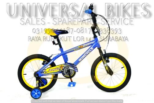 bicycle store ADULT wimcycle surabaya