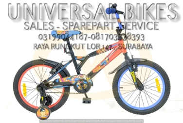 distributor sepeda anak wimcycle surabaya