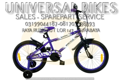 distributor sepeda wimcycle surabaya