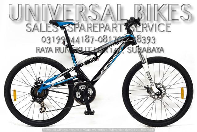 Jual Sepeda Bmx Wimcycle Surabaya 081703338393 WA LINE