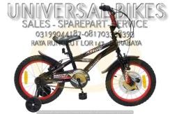 harga sepeda 16 surabaya