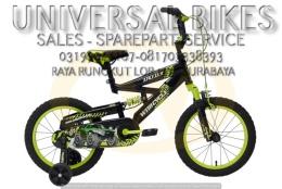 harga sepeda mini surabaya