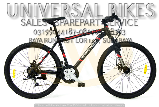 grosir sepeda wimcycle surabaya 081703338393 – grosir