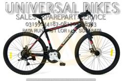 grosir sepeda dewasa wimcycle surabaya