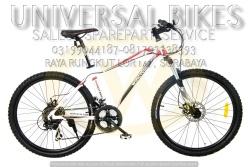 grosir sepeda 24 wimcycle surabaya