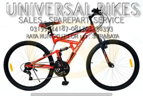 grosir sepeda skok wimcycle surabaya