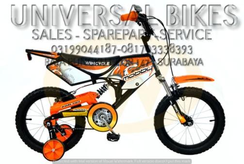 harga sepeda wimcycle surabaya 20