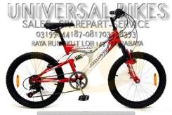 grosir sparepart alat sepeda 20 wimcycle surabaya