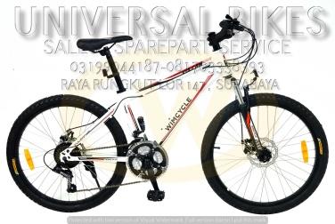 grosir sparepart alat sepeda 24 MTB wimcycle surabaya