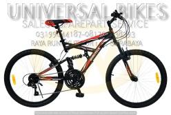 grosir sparepart alat sepeda 26 BMX wimcycle surabaya