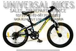 grosir sparepart alat sepeda 20 BMX wimcycle surabaya