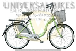 harga sepeda mini wimcycle 24
