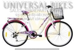 harga sepeda mini wimcycle 20