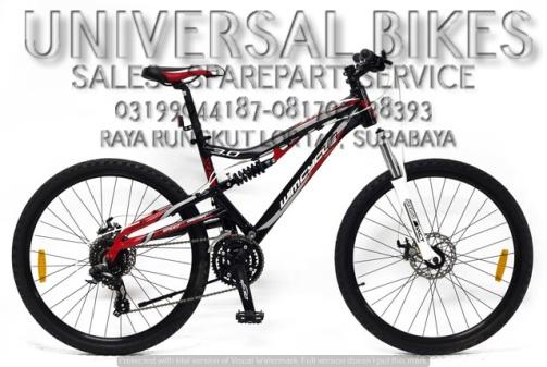 harga sepeda gunung wimcycle
