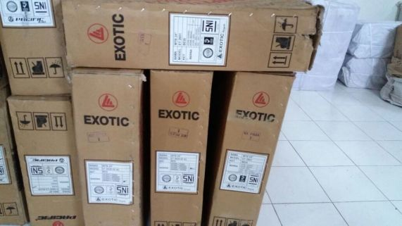 distributor sepeda pasific MANADO